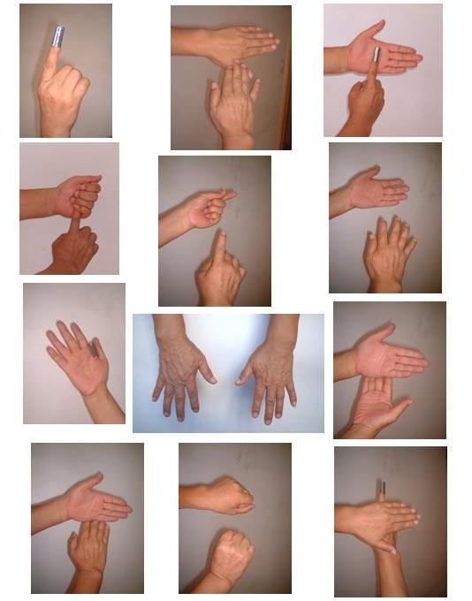 手指套和魔术的神奇结合