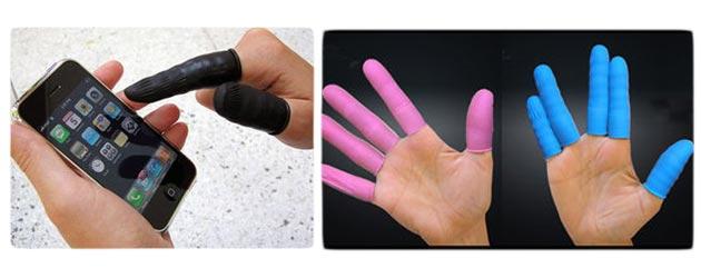 iphone专用手指套